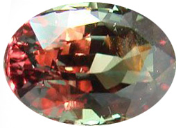 natural alexandrite