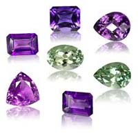 february birthstone amethysts