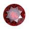 deep red garnet