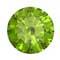 pale green peridot