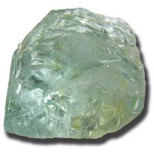 march birthstone raw aquamarine